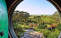 Retomada filmagem da série 'O senhor dos anéis' na Nova Zelândia