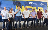 Nova Maceió: prefeito autoriza obras no Tabuleiro do Martins