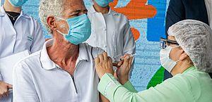Maceió inicia vacinação de pessoas com comorbidades neste fim de semana