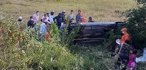Dois morrem e 10 ficam feridos em acidentes em rodovias de AL no fim de semana