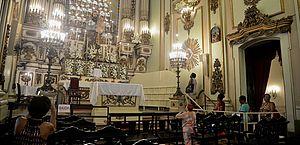 Igrejas do Rio retomam missa com a presença de fiéis