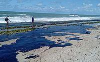 Petróleo encontrado em Coruripe, Alagoas, na semana passada
