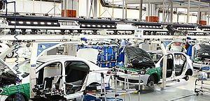 Sancionada lei de incentivos fiscais para montadoras de veículos