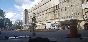 Hospital das Clínicas, em Pernambuco