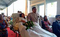 Morre no hospital paciente com câncer que realizou sonho de se casar