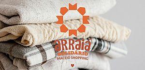 Parceria entre Assistência Social e Maceió Shopping arrecadará agasalhos