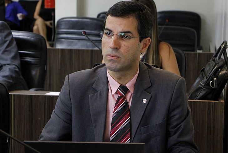 Ricardo Moraes, presidente da Comissão de Direitos Humanos da Ordem dos Advogados do Brasil, seccional Alagoas