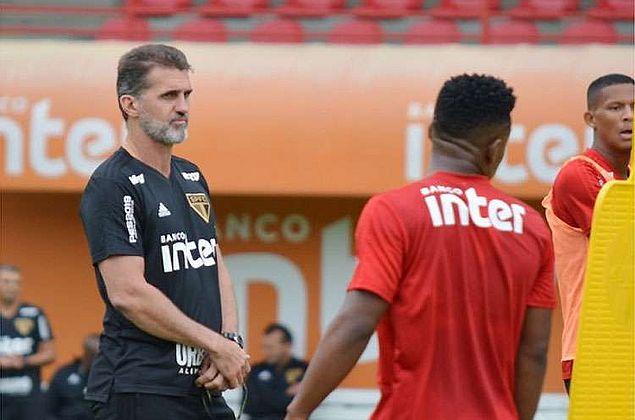 Atlético-MG anuncia Vagner Mancini como técnico até o fim do ano