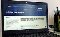 Clientes da Equatorial podem solicitar ligação da energia pela internet