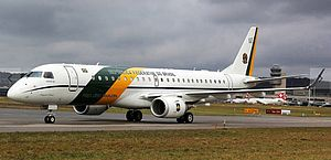 Avião da Força Aérea Brasileira - V2-2 2591 EMBRAER