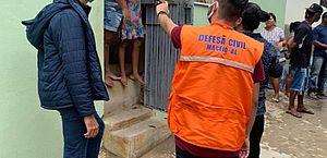 Chuvas: Assistência Social encaminhou 16 famílias para abrigo