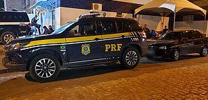 PRF em Alagoas prende condutor por apropriação indébita