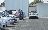 Mulher foi levada para Delegacia de Homicídios