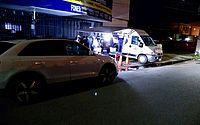 Dois são presos por embriaguez ao volante em ação da Lei Seca nesta madrugada