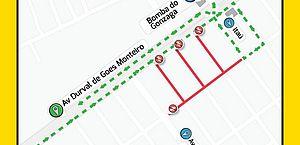 Bomba do Gonzaga: vias serão interditadas para execução de obras