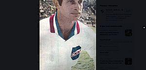 Célio Taveira, ex-Vasco e Corinthians, morre vítima de covid-19