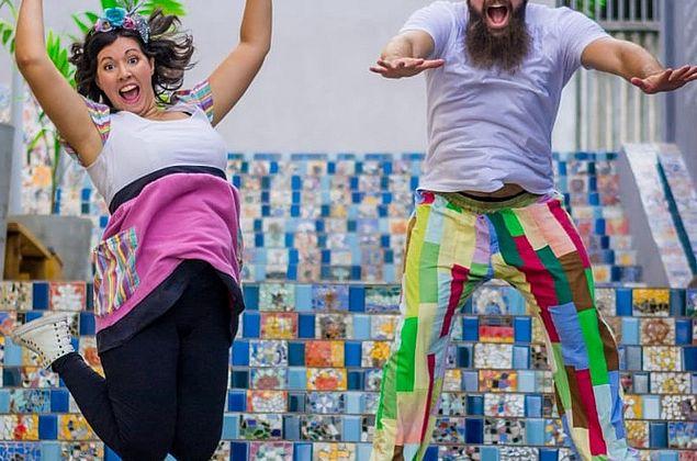 Rua Fechada recebe o Festival de Arte e Infância neste domingo