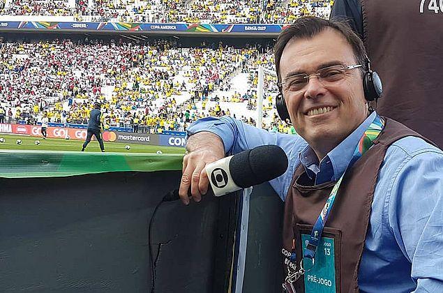 Tino Marcos perde salário de mais de R$ 100 mil e vira freelancer na Globo