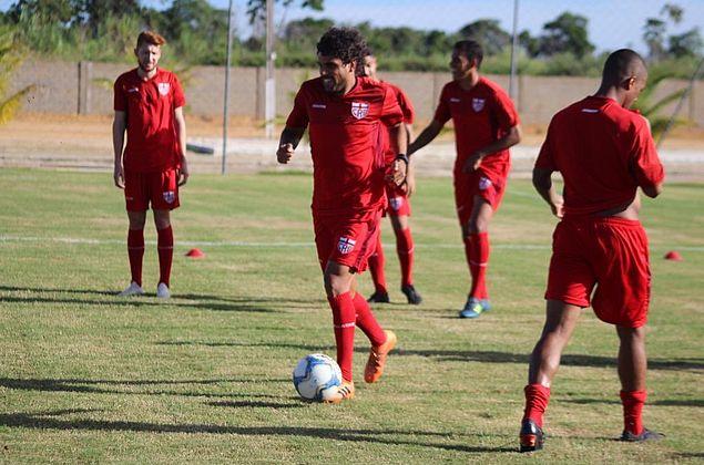 CRB confirma treino aberto neste sábado, no CT Ninho do Galo