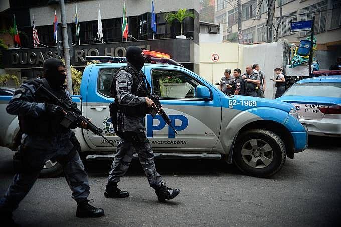 Unidades de Polícia Pacificadora (UPP)