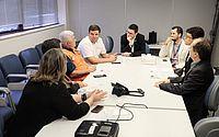 Reunião na Caixa Econômica define liberação do FGTS aos moradores do Pinheiro