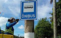 Nova sinalização vertical é instalada em bairros de Maceió