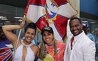 Escolas levam ao Carnaval Marta, Rafaela Silva, Garrincha e VAR