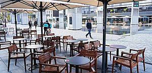 Alemanha decreta lockdown parcial após casos de covid-19 dispararem