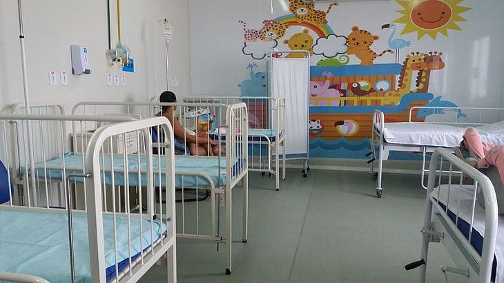 Bebê foi atendido na UPA do Trapiche e foi transferido para a Maternidade Santa Mônica