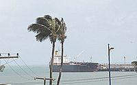 Frente fria pode provocar ventos de até 60 km em Alagoas