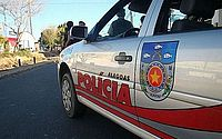 Suspeito de roubo fere três pessoas a tiros e é contido pela população