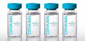 Ministério da Saúde assina contrato para compra de 20 mi de doses da Covaxin
