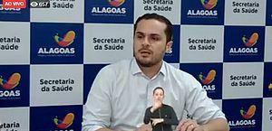 Alagoas permanece com 17 casos confirmados de coronavírus e tem 289 suspeitos