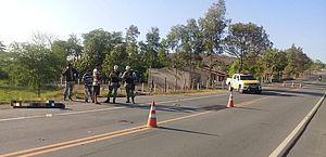 Motociclista morre após ser atingido por carro na AL-130; motorista fugiu sem prestar socorro