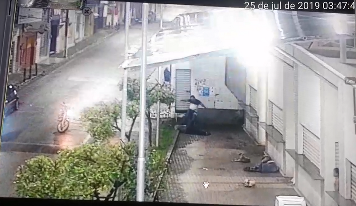 Suspeito de matar idoso em Olho D'Água das Flores é foragido da Justiça de São Paulo por feminicídio, afirma polícia