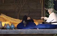 Andréa e Drika têm discussão que termina em choro; Bifão e Tati brigam após punição