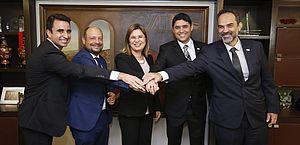 CGE firma parceria com CGU para criação de mecanismos de combate à corrupção