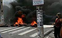 Após protesto na Ladeira dos Martírios, congestionamento se forma no Farol e Centro de Maceió