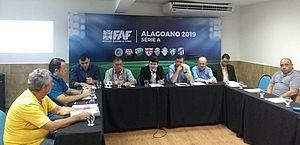 Alagoano 2019: arbitral mantém formato turno único e mata-mata e abre possibilidade do VAR