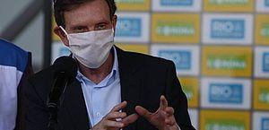 Prefeito do Rio Marcelo Crivella