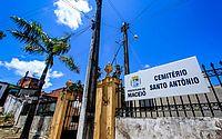 Prefeitura suspende sepultamentos em cemitério público de Bebedouro