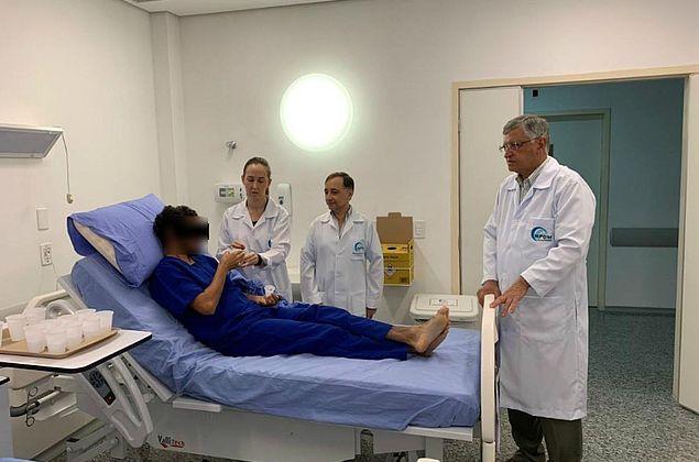 Pílula do câncer começa a ser testada em pessoas sadias no Ceará