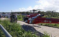 Acidente entre carro e moto deixa dois feridos na AL 101 Sul, em Barra de São Miguel