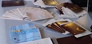 Portugal prende 2 brasileiros que integravam esquema de falsificação de passaportes