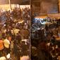 Vídeo mostra pancadaria em festa no interior de Alagoas