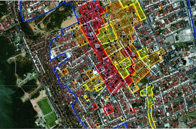 Serviço Geológico disponibiliza mapa atualizado de instabilidade no Pinheiro