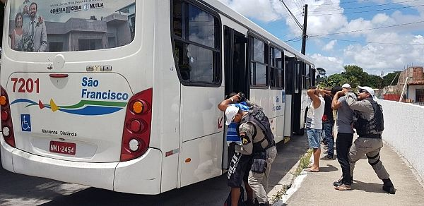 Abordagens e trabalho estratégico reduziram ocorrências nas linhas da empresa São Francisco