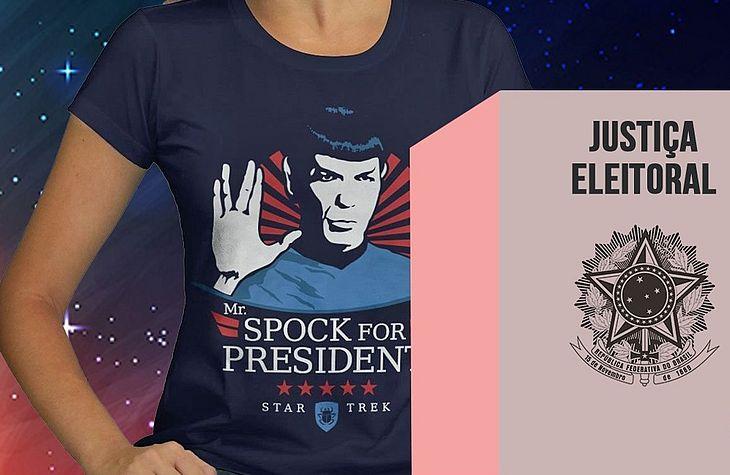Resultado de imagem para votar com a camisa do candidato de futebol