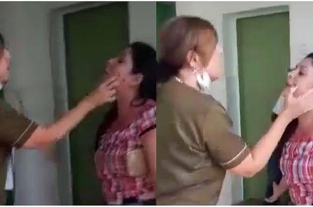 Vídeo: hospital vai apurar bate-boca entre médica e filha de paciente em União