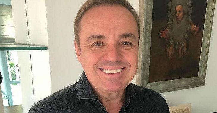 Apresentador morreu em 2019